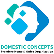 Domestic Concepts Organizing | Austin, TX Logo